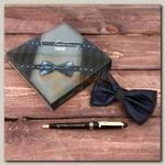 Подарочный набор 'Любимому папе' (бабочка и ручка)