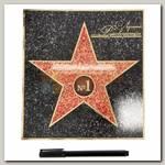 Диплом-открытка Звезда 'Лучший руководитель'