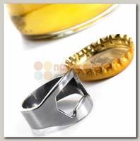 Кольцо открывалка 'Пивной властелин'