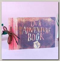 Фотоальбом 'Our adventure book' 40 листов