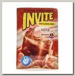 Растворимый напиток Invite Кола 9 гр
