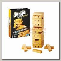Игра 'Дженга Голд' (Gold Jenga)