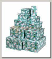 Коробка подарочная Прямоугольник 'Котята' 23,5 * 15,5 * 10 см