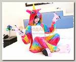 Кигуруми 'Единорог' Colorful unicorn р-р L