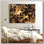 Набор для влюбленных LOVE AS ART BLACK EDITION GOLD (черное полотно + золотой)