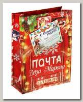 Пакет Новогодняя почта деда Мороза MS