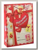 Пакет Посылка с любовью L