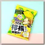 Конфеты Саотом Saotome Lemon Soft Candy с начинкой, супер кислый лимон, 70 гр.
