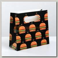 Пакет 'Бургеры' MS 25 * 26 * 10 см