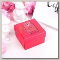 Коробка подарочная 'Мишка'