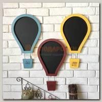Настенная доска «Воздушный шар»