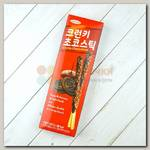 Печенье палочки шоколадные с крошеной печенькой Sunyoung Crunky Choco Stick, 54 гр.