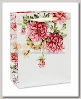 Пакет 'Нежные розовые цветы' MS 18 * 23* 10 см