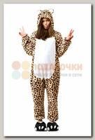 Кигуруми 'Леопард' р-р XL