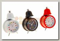 Часы Будильник 'Кубики на циферблате' (мини)