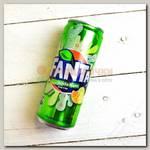Напиток 'Fanta' Cream Soda (Фанта крем сода) 330мл