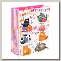 Пакет 'Забавные коты' S