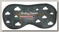 Маска для сна 'Loading dreams'