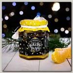 Крем-мёд 'Волшебного нового года' (шестигранник)