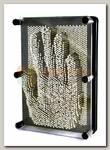 Экспресс скульптор 'Pin art' (большой) металлический 20 см