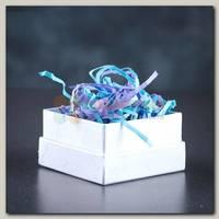 Наполнитель декоративный бумажный 'Для него' Сине-фиолетовый 100 гр