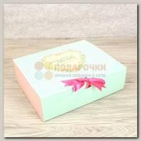 Коробка сборная для сладкого 31 * 24 * 8 см