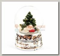 Шар со снегом 'В ожидании подарков'