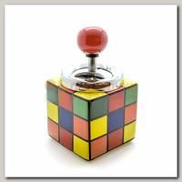 Пепельница Кубик Рубика