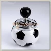 Пепельница 'Футбольный мяч' Бездымная