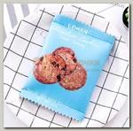 Кошелек 'Cookies' 9 * 13 см синий