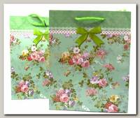 Пакет Нежность цветочки MS