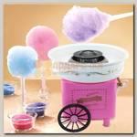 Аппарат для сахарной ваты (розовый)