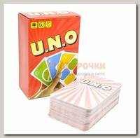 Игра 'Uno' карточная