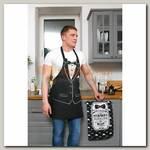 Фартук 'Джентельмен на кухне'