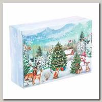 Коробка сборная 'Сказочный подарок' 22x30 см
