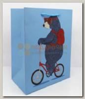 Пакет 'Забавный мишка' MS 18 * 23 * 10 см
