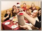 Чехол для бутылки 'Обезьянка'