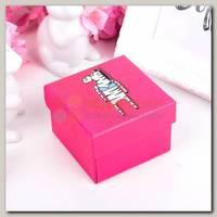 Коробка подарочная 'Зебра'