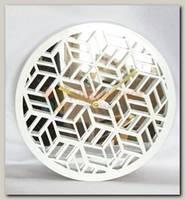 Часы настенные 'Зеркальный узор'