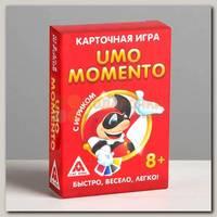 Игра 'UMO momento' карточная (УНО)