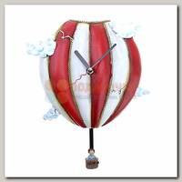 Часы настенные 'Воздушный шар'