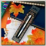 Ручка 'Лучший учитель' с лазером и фонариком
