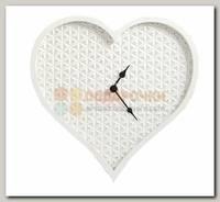 Часы настенные 'Сердце'