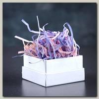 Наполнитель декоративный бумажный 'Для нее' Розово-фиолетовый 100 гр