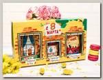 Подарочный набор из 3 продуктов 'С 8 марта!'