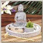 Сады дзен 'Будда в саду'