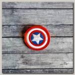 Значок 'Капитан Америка' дерево