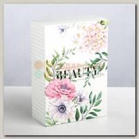 Коробка сборная 'Beauty' 16 * 23 * 7,5 см