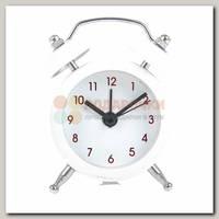 Часы будильник 'Малыш' (белый)