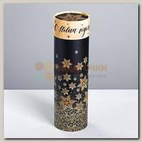Коробка подарочная Тубус 'Яркого праздника' 10 * 34 см